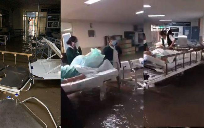 У Мексиці через відключення системи подачі кисню в лікарні загинули 10 пацієнтів