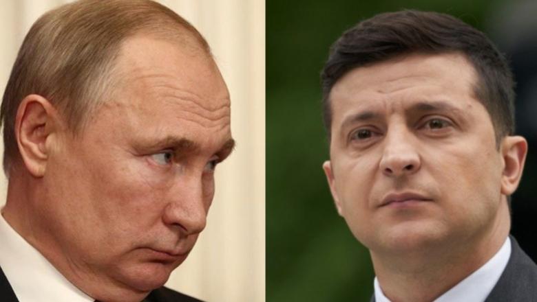 Зеленський може зустрітись з Путіним наприкінці цього року